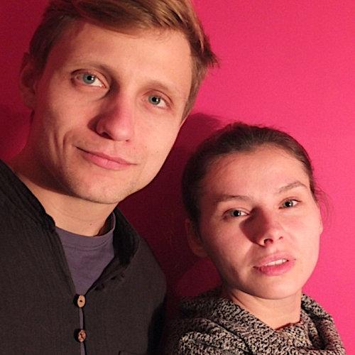 Agnieszka Korzeniewska i Michał Brzeziński
