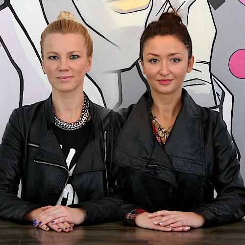 Joanna Real-Studzińska i Beata Kwiatkowska